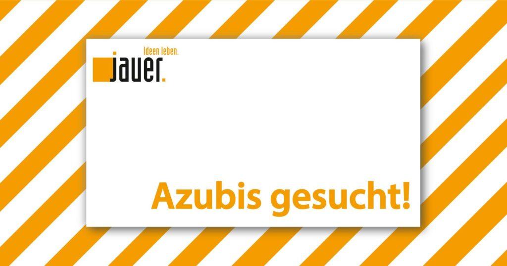Stellenanzeige für Azubis bei Jauer Natursteine Bielefeld